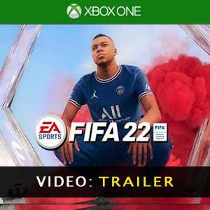 FIFA 22 Xbox One Video Trailer