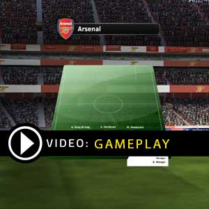 FIFA Manager 10 Gameplay Video