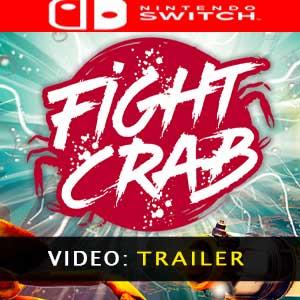 Fight Crab Nintendo Switch Video Trailer