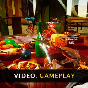 Fight Crab Gameplay Video