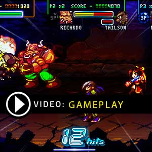Fight N Rage Gameplay Video