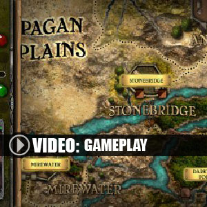 Fighting Fantasy Legends Gameplay Video