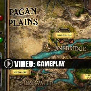 Fighting Fantasy Legends Gameplay Video