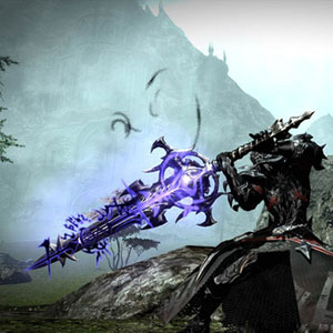 Final Fantasy 14 Heavensward PS4 Character Weapon