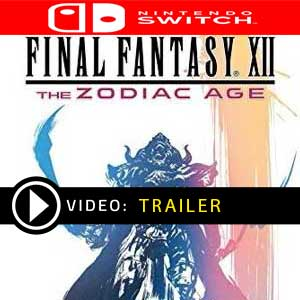 FINAL FANTASY 12 THE ZODIAC AGE Nintendo Switch Prices Digital or Box Edition