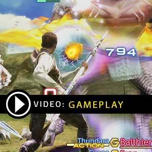 FINAL FANTASY 12 THE ZODIAC AGE Gameplay Video