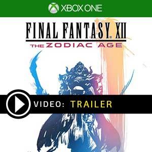 Final Fantasy 12 The Zodiac Age Xbox One Prices Digital or Box Edition