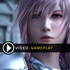 Final Fantasy 13-2 Gameplay Video