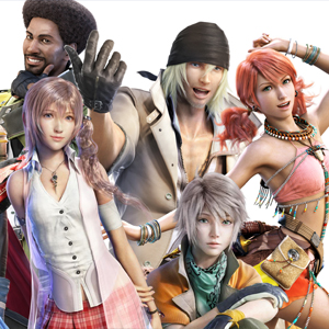 Final Fantasy 13 Characters