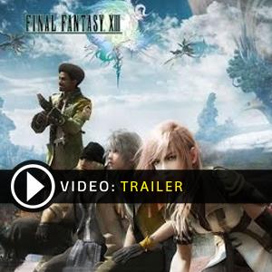 Buy Final Fantasy 13 CD Key Compare Prices