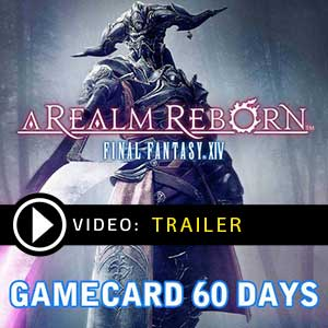 Buy Final Fantasy 14 A Realm Reborn 60 days Gamecard CD Key Compare Prices