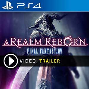 Final Fantasy 14 A Realm Reborn PS4 Prices Digital or Physical Edition