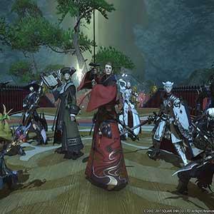 Defenders Of Eorzea