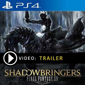 Final Fantasy 14 Shadowbringers PS4 Prices Digital or Box Edition