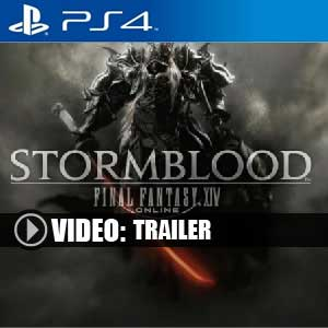 Final Fantasy 14 Stormblood PS4 Prices Digital or Box Edition