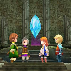 Final Fantasy 3 Character