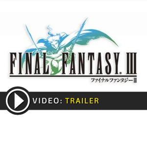 Buy Final Fantasy 3 CD Key Compare Prices