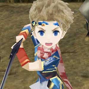 Final Fantasy 4 Character Ceodore