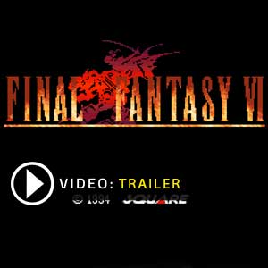 Buy Final Fantasy 6 CD Key Compare Prices