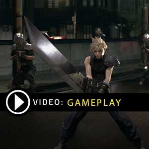 Final Fantasy 7 HD Remake PS4 Gameplay Video