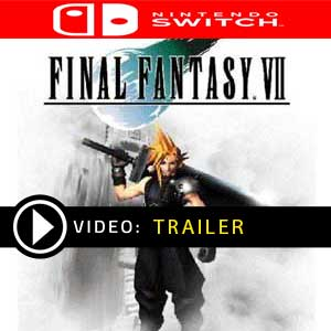 FINAL FANTASY 7 Nintendo Switch Prices Digital or Box Edition