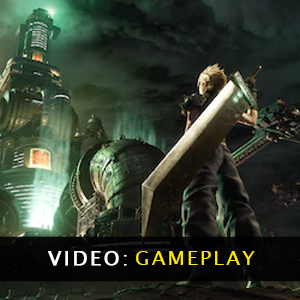 Final Fantasy 7 Remake Digital Deluxe Upgrade Gameplay Video