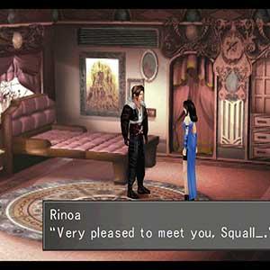 pleased to meet Rino