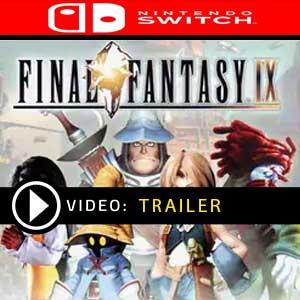 FINAL FANTASY 9 Nintendo Switch Prices Digital or Box Edition