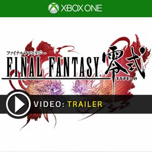 Buy Final Fantasy Type 0 HD Xbox One Code Compare Prices