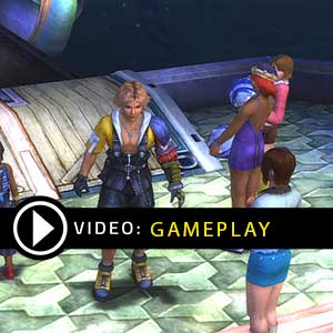 FINAL FANTASY X | X-2 HD Remaster Xbox One Gameplay Video