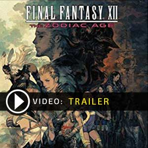 Buy FINAL FANTASY 12 THE ZODIAC AGE CD Key Compare Prices