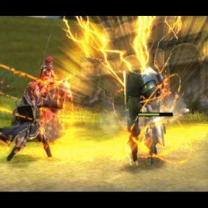 Fire Emblem Awakening Nintendo 3DS Fight