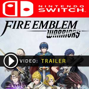 Fire Emblem Warriors Nintendo Switch Prices Digital or Box Edition