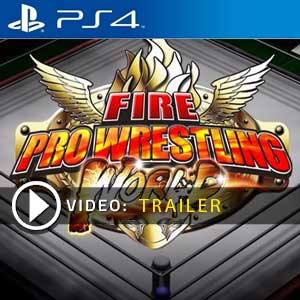 Fire Pro Wrestling World PS4 Prices Digital or Box Edition