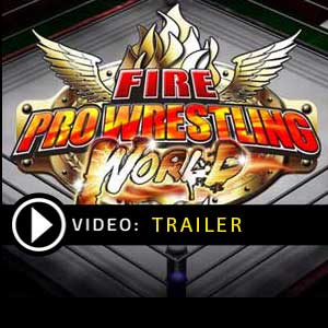 Buy Fire Pro Wrestling World CD Key Compare Prices