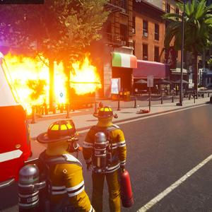 Firefighting Simulator The Squad Fire
