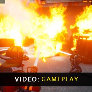 Firefighting Simulator The Squad Gameplay Video