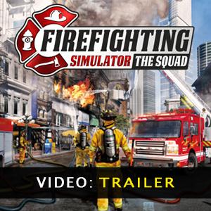 Firefighting Simulator The Squad Trailer Video