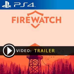 Firewatch PS4 Prices Digital or Physical Edition