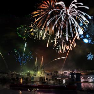 Fireworks Simulator Fireworks