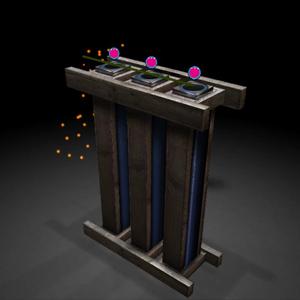 Fireworks Simulator Launcher