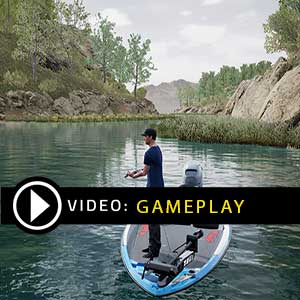 Fishing Sim World Quad Lake Pass Gameplay Video