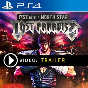 Fist of The North Star Lost Paradise PS4 Prices Digital or Box Edition