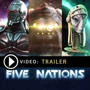 Buy Five Nations CD Key Compare Prices