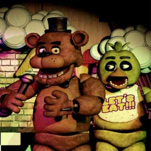 Five Nights at Freddys Characters