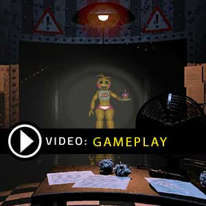 Five Nights at Freddys 2 Gameplay Video