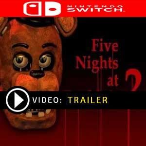 Five Nights at Freddys 2 Nintendo Switch Prices Digital or Box Edition