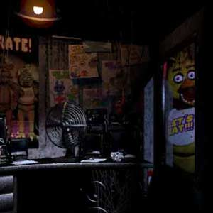 Five Nights at Freddys Room