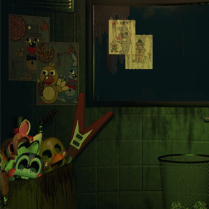 Five Nights at Freddys 3 Screenshot