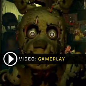 Five Nights at Freddys 3 Gameplay Video